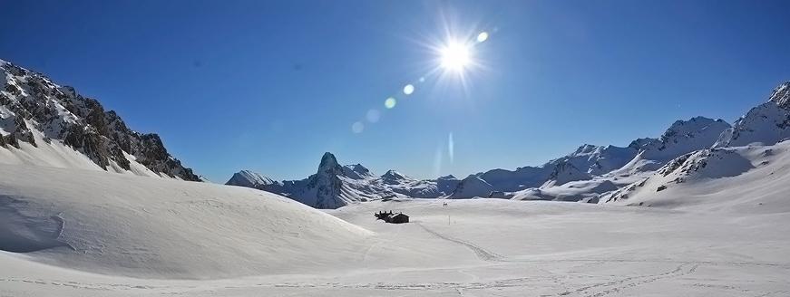 Inverno alla Gardetta