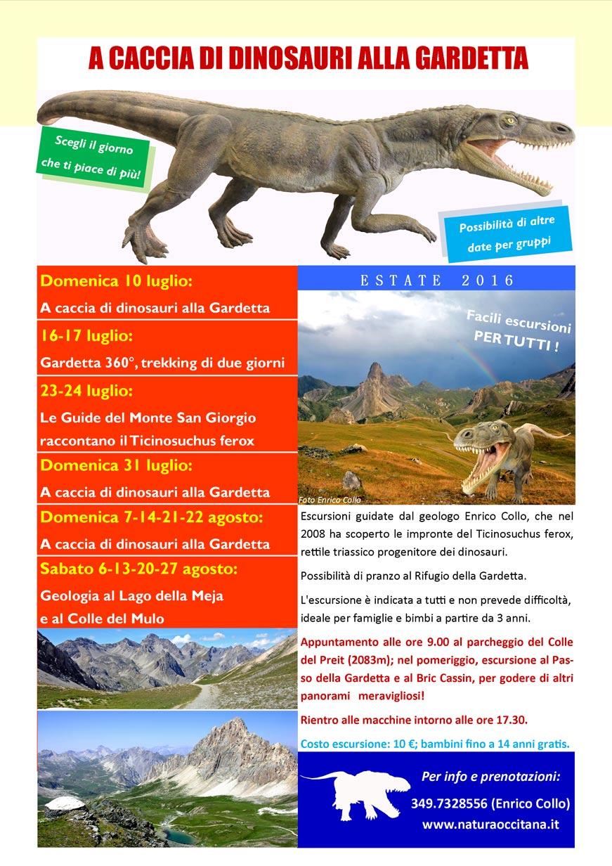 Dinosauro Gardetta
